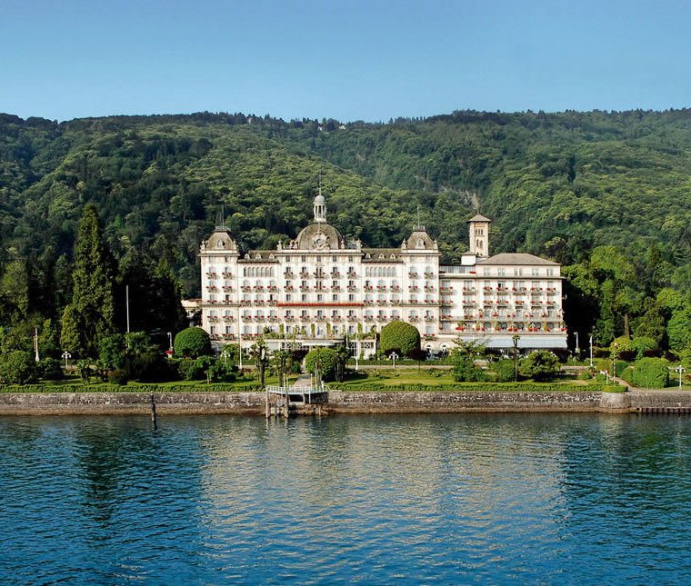 Grand Hotel Des Iles Borromees di Stresa
