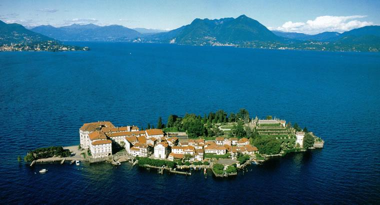 Come arrivare a Stresa, la mappa per raggiungerci