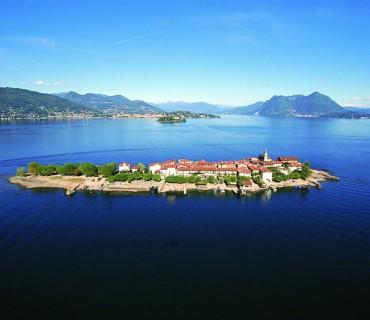 Isola dei Pescatori lago Maggiore