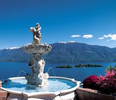 Isole Brissago Lago Maggiore