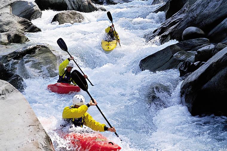 Rafting Lago Maggiore