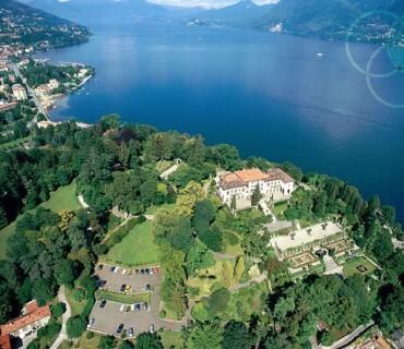 Villa San Remigio Verbania lago Maggiore