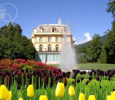 Giardino Botanico di Villa Taranto sul Lago Maggiore
