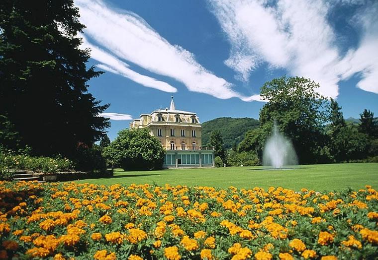 Villa Taranto Verbania lago Maggiore