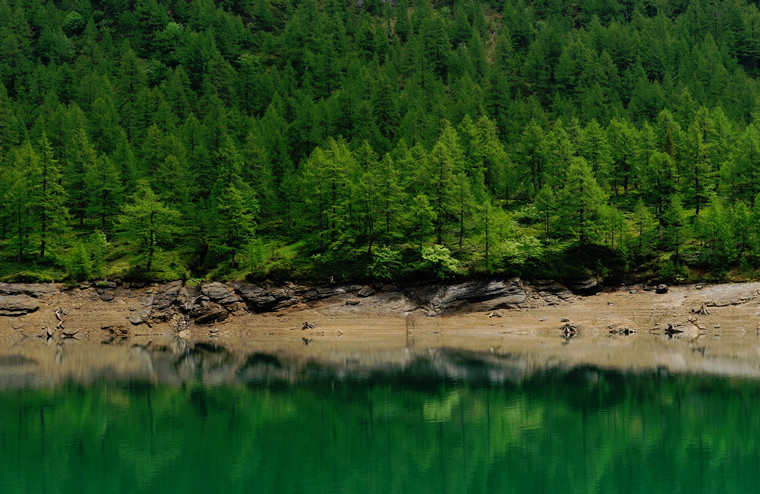 Lago Devero. Alpe Devero