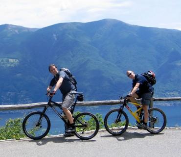 Mountain bike e piste ciclabili - Lago Maggiore