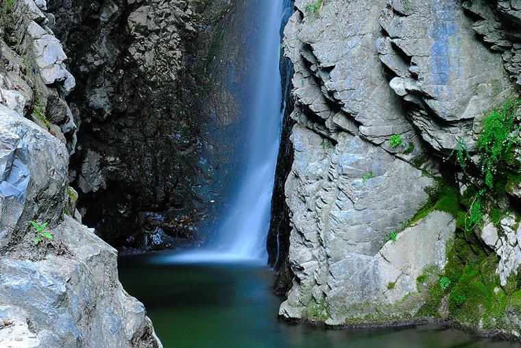 Prima cascata di Cittiglio