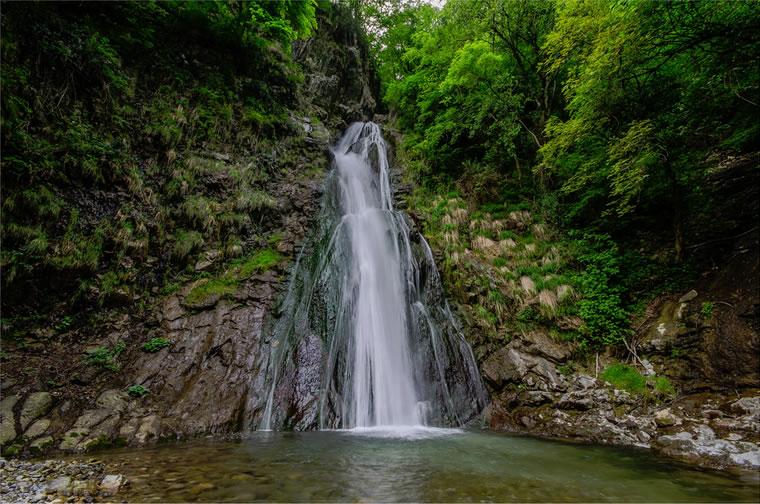 Seconda cascata di Cittiglio