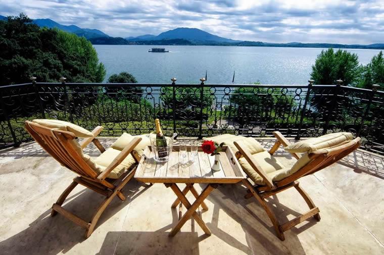 Vacanze Lago Maggiore in Villa Claudia Dal Pozzo