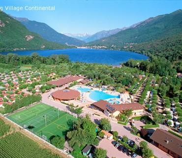 Camping Village Continental Lago Maggiore