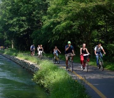 Parco del Ticino in Bici