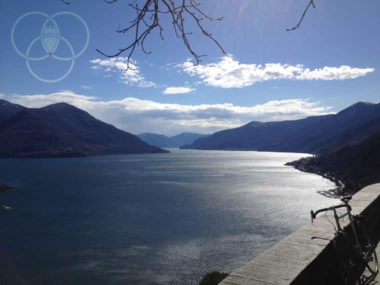Lago Maggiore in bici
