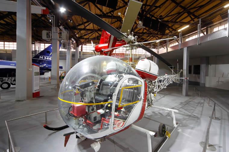 Volandia Bell 47G