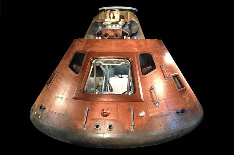 modulo di comando Apollo Casper