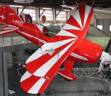 Pitts S-1T Special a Volandia