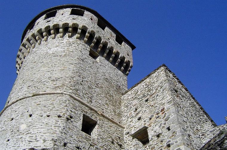 Torre del Castello di Vogogna