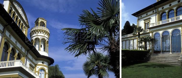 Villa Barberis a Baveno