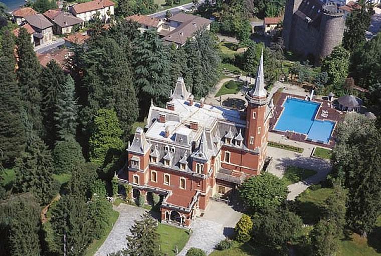 Villa Branca a Baveno
