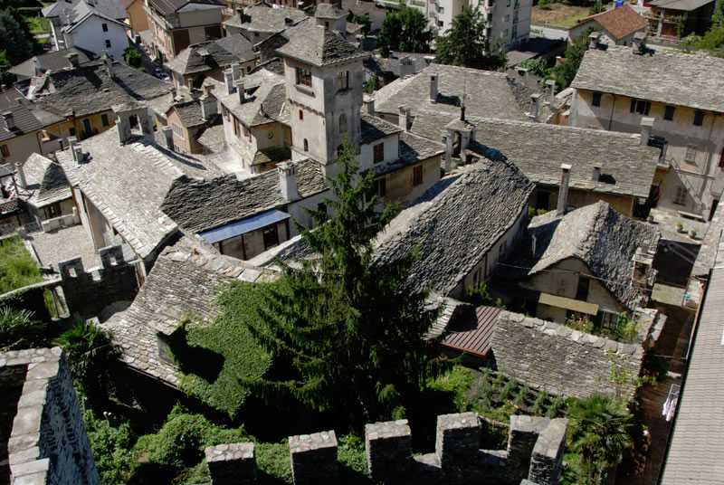 Il borgo medioevale di Vogogna