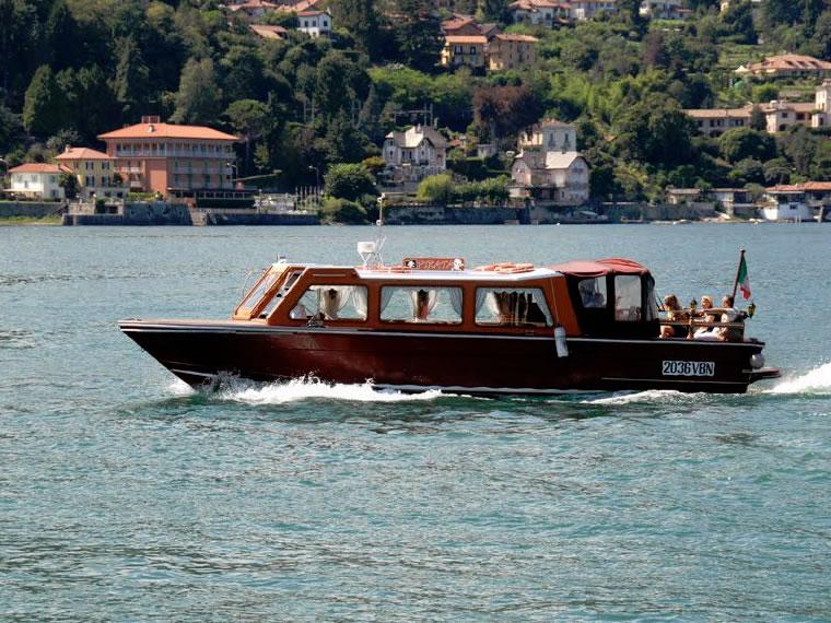 Navigazione privata lago Maggiore