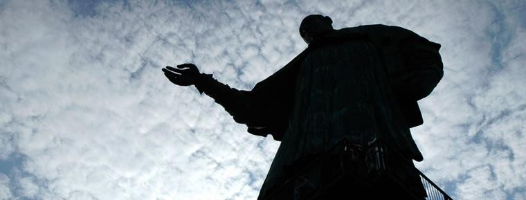 Statua San Carlone Arona