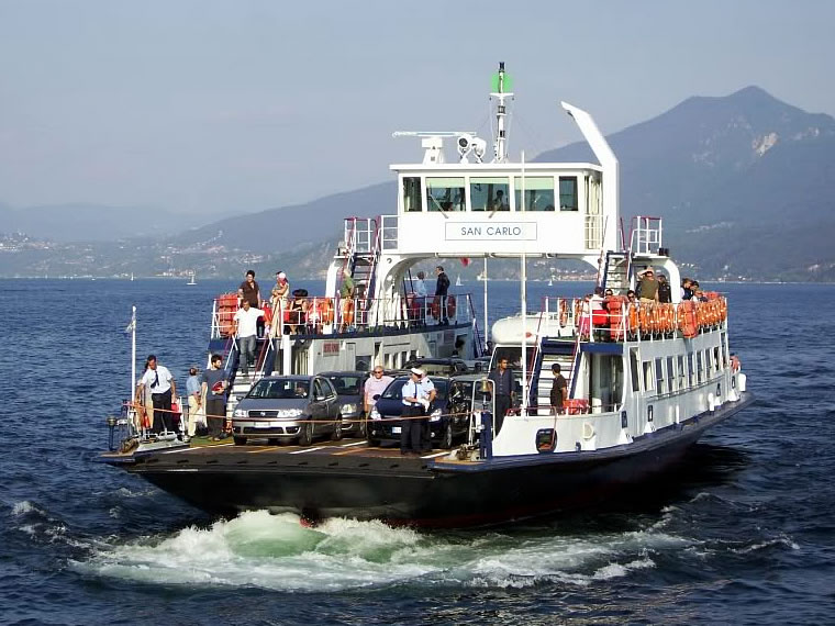 Traghetti Lago Maggiore