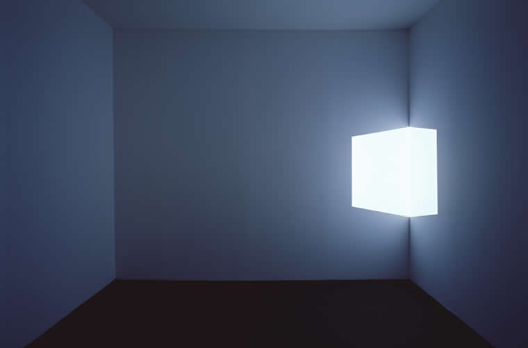 Robert Irwin e James Turrell CUBE