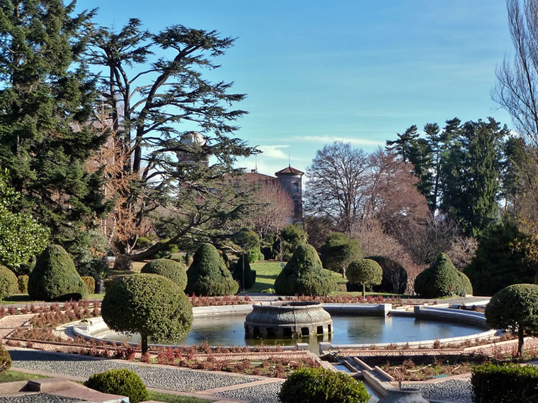 Il Parco di Villa Toeplitz di Varese