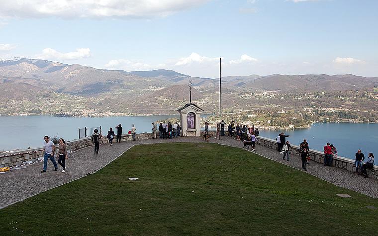 Il Balcone del Cusio sul Lago d'Orta