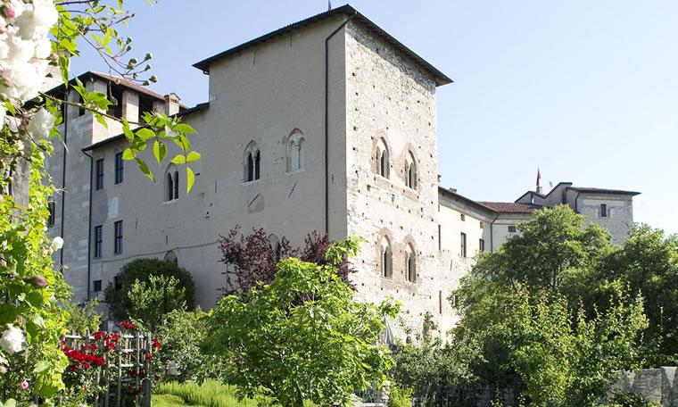 Giardini della Rocca di Angera