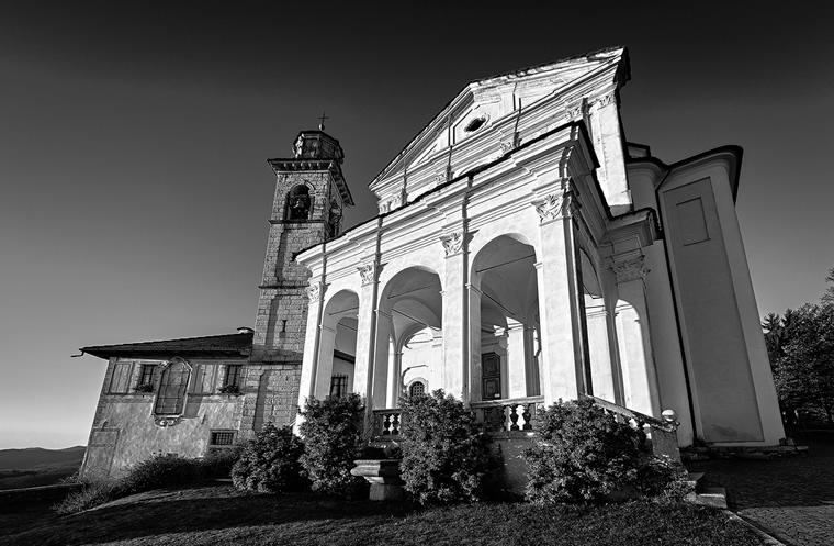 Santuario della Madonna del Sasso - Lago d'Orta