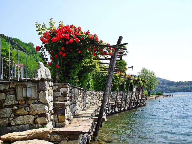 mercato immobiliare del lago maggiore
