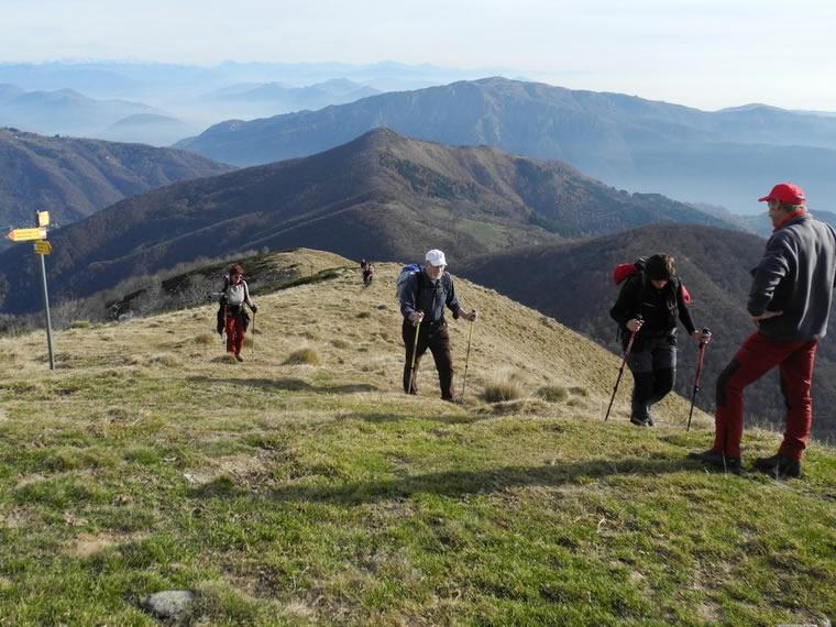 Giro degli Alpeggi di Quarna