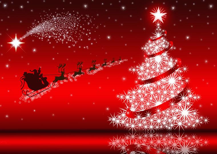 Babbo Natale sul Lago Maggiore
