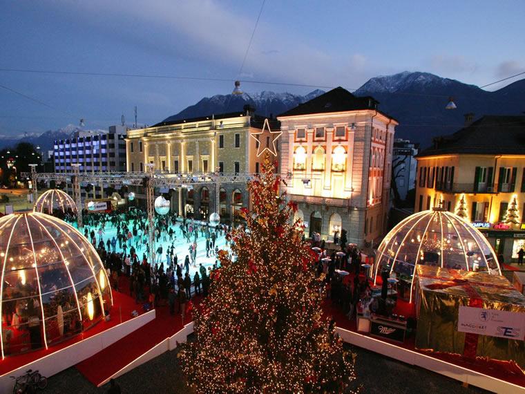 Natale sul Lago Maggiore