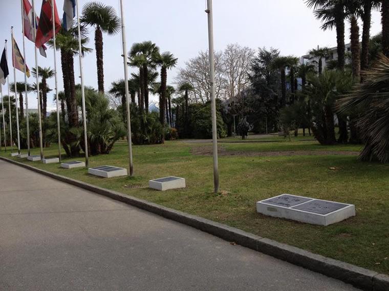 Walk of Fame Locarno