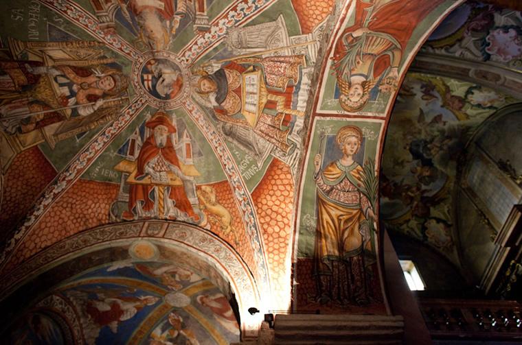 Basilica di San Giulio - Lago d'Orta