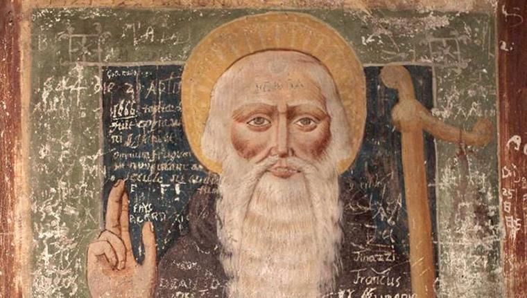 I graffiti della Basilica di San Giulio