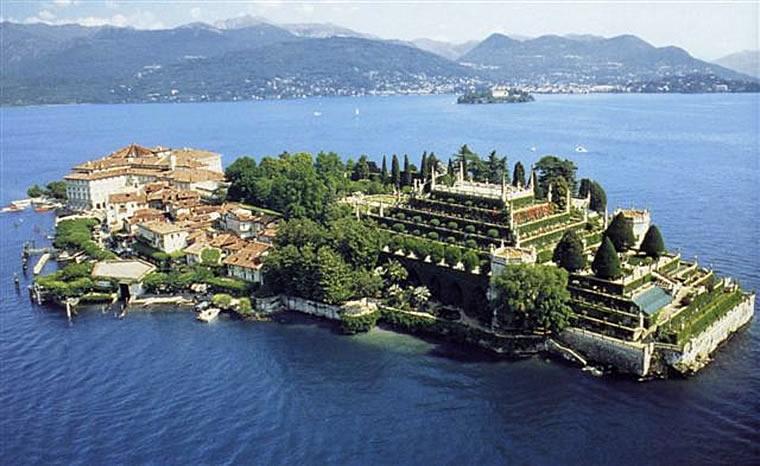 Isola Bella Lago Maggiore - Piemonte