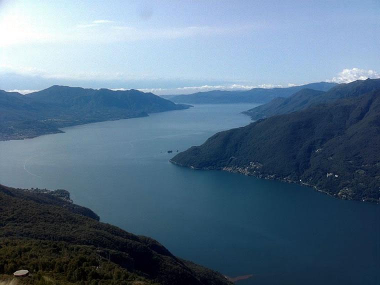 Lago Maggiore trail
