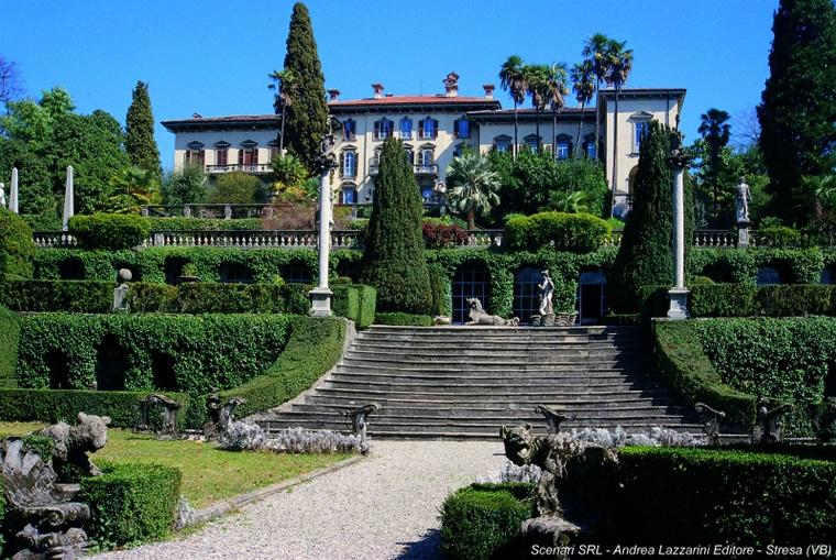 Villa San Remigio Verbania