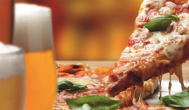Pizza e birra a Castelveccana