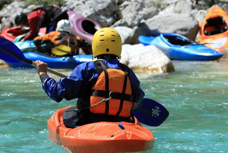 Kayak sul Lago Maggiore