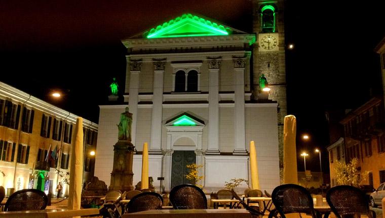 Locarno Chiesa di S Antonio Abate