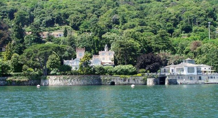 Villa Fontana Belgirate Lago Maggiore