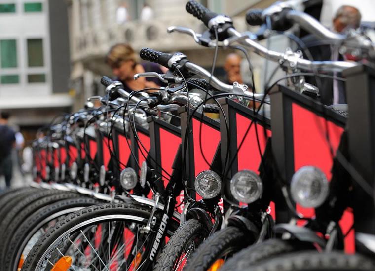 Bike sharing in arrivo a locarno