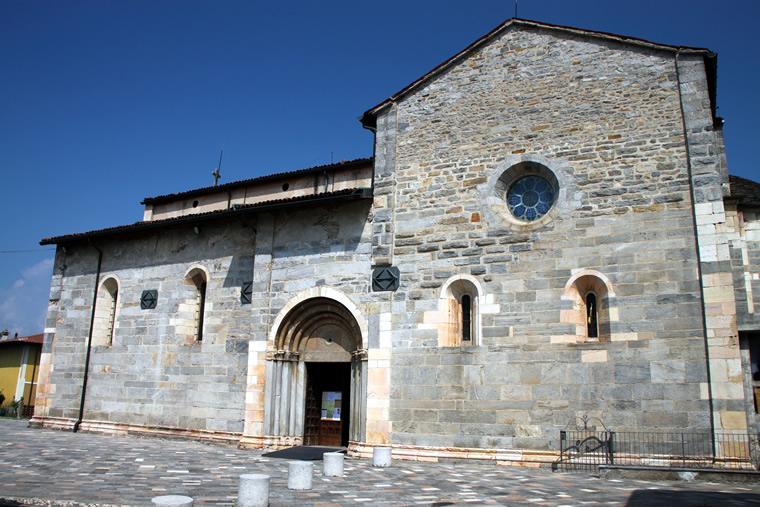 Chiesa San Pietro Brebbia