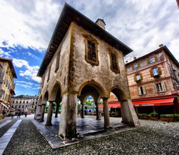 Palazzo della Comunità Orta San Giulio