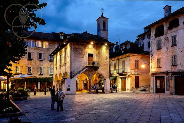 Palazzo della Comunità - Orta San Giulio