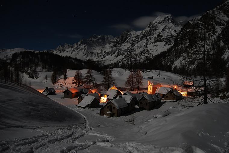 Crampiolo Alpe Devero